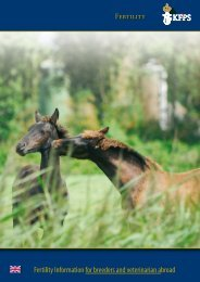 Fertility Information for breeders and veterinarian abroad