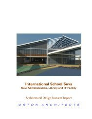 International School Suva New Administration, Library and IT Facility