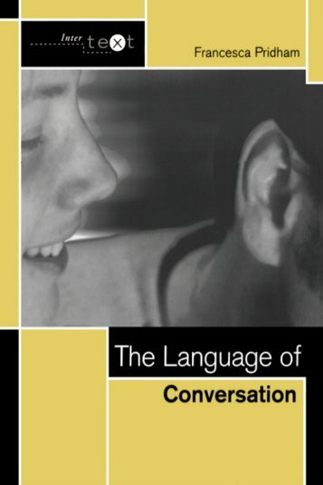 The Language of Conversation - Intranet