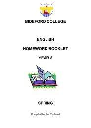 Bideford College Online