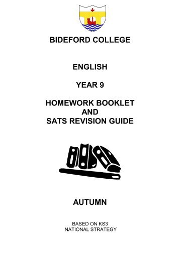 english - Bideford College Online