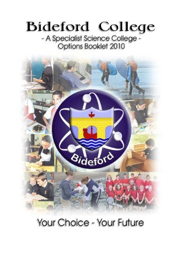design & technology gcse - Bideford College Online