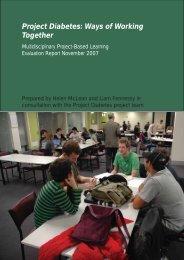 Evaluation Report - RMIT University