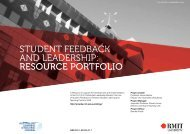 resource portfolio - Office for Learning and Teaching