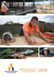Full report - Master Builders Northern Territory