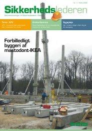 Medlemsblad nr. 1 2009