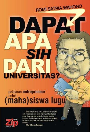 romi-universitas