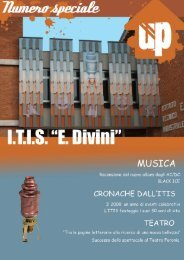 UP (documento pdf 8MB) - ITIS E. Divini