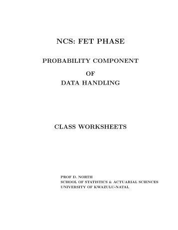 Probability Worksheet Ship