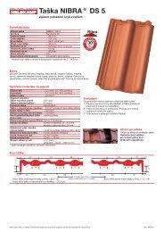 Taška NIBRA® DS 5 - Nelskamp