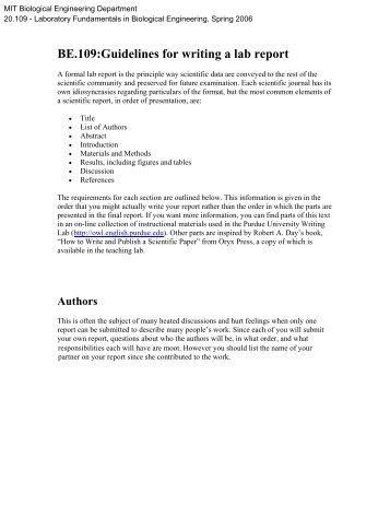 Writing a Scientific Research Paper   MAFIADOC COM Guidlines for Writing a Research Paper