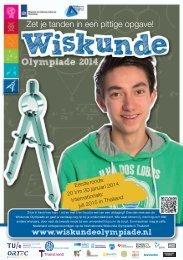 leaflet - Nederlandse Wiskunde Olympiade