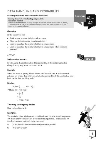 Probability Worksheets Maths Excellence