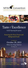 Taste of Excellence Product Guide - National Frozen & Refrigerated ...