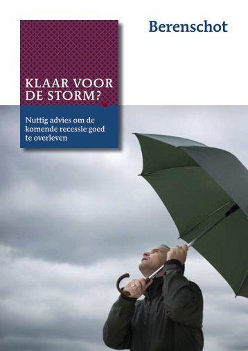 KLAAR VOOR DE STORM? - Business Strategies