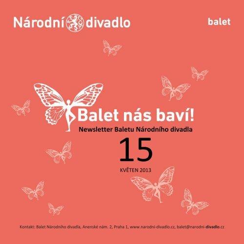 Květen 2013 / 2 - Národní divadlo