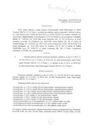 Číslo jednací: 156 EX 925/12-59 - Praha 9