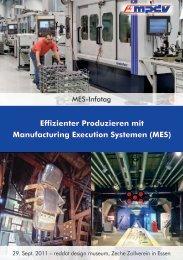 MES - MPDV Mikrolab GmbH
