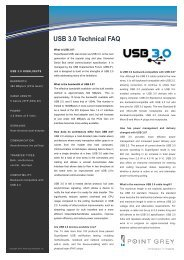 USB 3.0 Technical FAQ - CYLOD