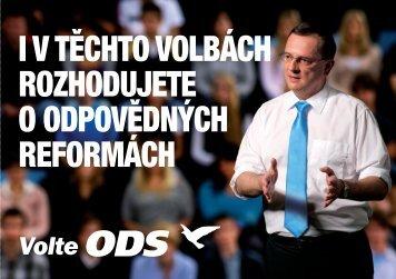 Petr Nečas - ODS