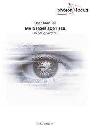 User Manual MV-D1024E-3D01-160 - CYLOD