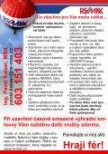 Můj letáček a dopis potenciálnímu klientovi z inzerce - Katalog - Page 3