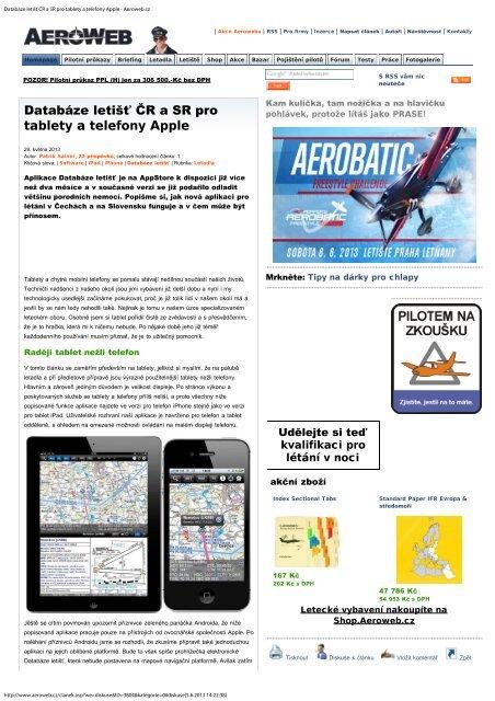 Nejlepší aplikace pro připojení Android 2013