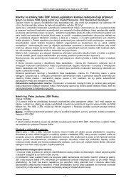 Návrh změn Řádů ČBF