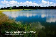 Forever Wild is Forever Wild - Alabama Sierra Club