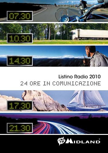 Listino Radio 2010 - Arscolor CMS