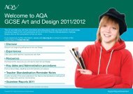 Welcome to AQA GCSE Art and Design 2011/2012 - Frog