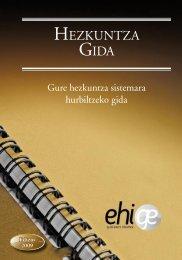 Hezkuntza-Gida-Ehige - BAIKARA Gipuzkoako Ikasleen Gurasoen ...