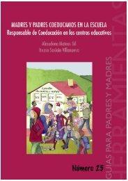 Madres y padres coeducamos en la escuela - Junta de Andalucía