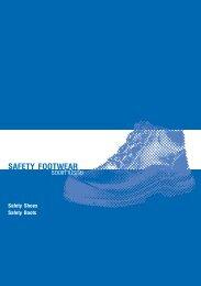 รองเท้านิรภัย Safety Shoes