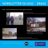 newsletter 02/2012 - Era21