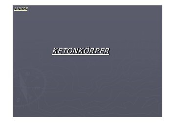 ketogenese - Biochemie-trainings-camp.de
