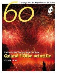 Numéro 39 - Conseil général de l'Oise