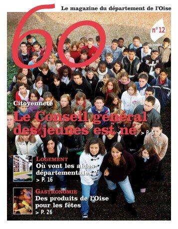 lire ce numéro - Conseil général de l'Oise