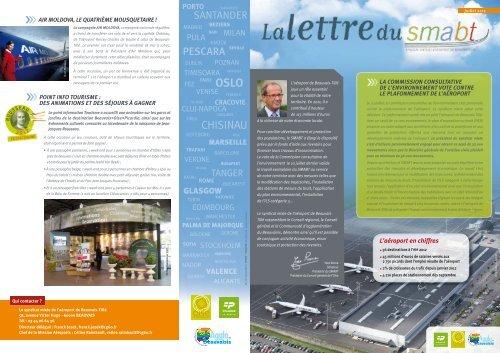 Lettre du SMABT numéro 4Télécharger - Conseil général de l'Oise