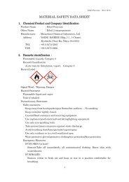 Dynalene HF-LO (aliphatic hydrocarbon)