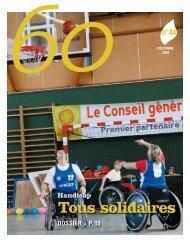 Numéro 44 - Conseil général de l'Oise