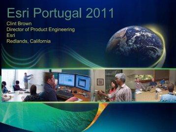 ArcGIS 10 - Role of Maps - Esri Portugal