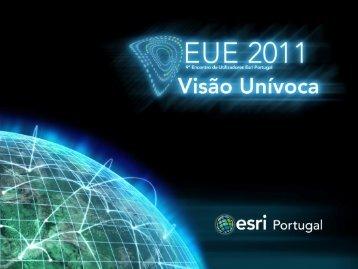Apresentação - Esri Portugal