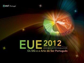 Ulisses Pinto - Esri Portugal