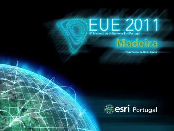 A utilização do SIG na estimativa da precipitação e ... - Esri Portugal