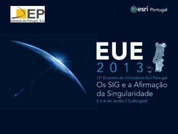 Rui Ribeiro - Esri Portugal