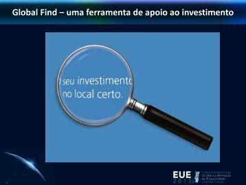 Global Find - Esri Portugal