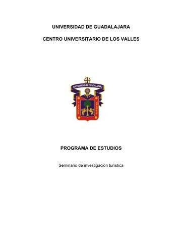 Centro Universitario de los Valles - Universidad de Guadalajara