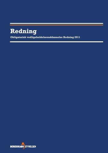 Obligatorisk vedligeholdelsesuddannelse Indsats 2011