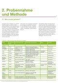 Chemie für jedes Wetter - naturschutz.ch, Natur - Seite 7